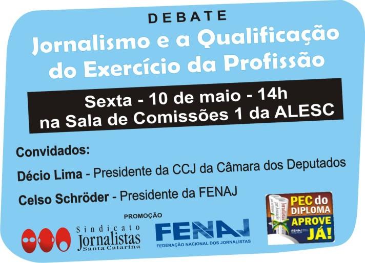 Convite Debate Diploma