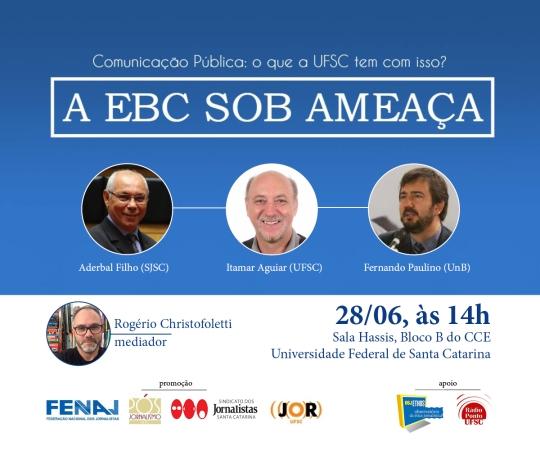 Cartaz EBC